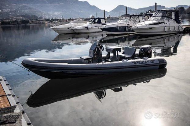 Gommone Avila modello Grifo 54 Motore Suzuki Df 70