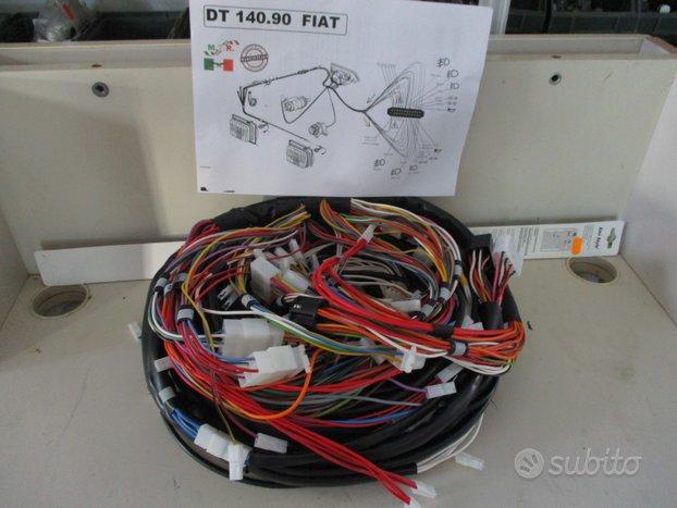 Cablaggio elettrico landini gommato8500
