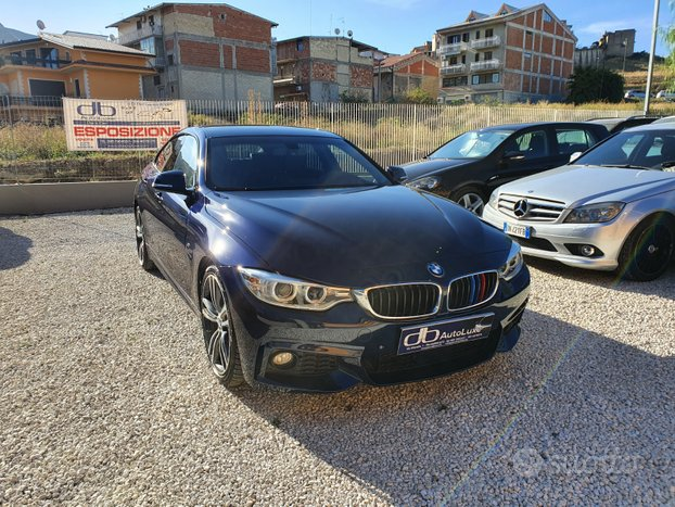 BMW GRAN COUPÈ 425 Msport 2.0D BITURBO 224CV