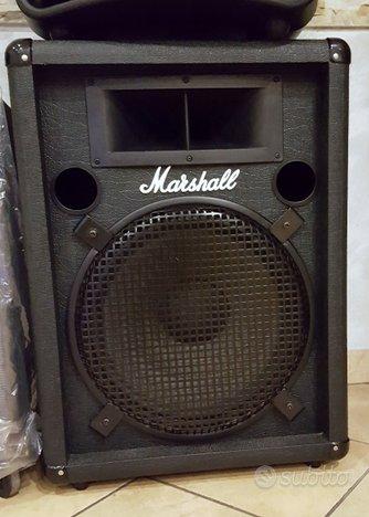 MARSHALL Amplificatore 8008 + Casse 6151H