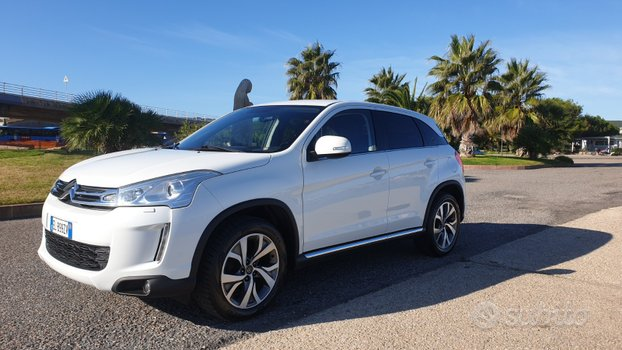 CITROEN C4 Aircross 4wd exclusive 150 hdi