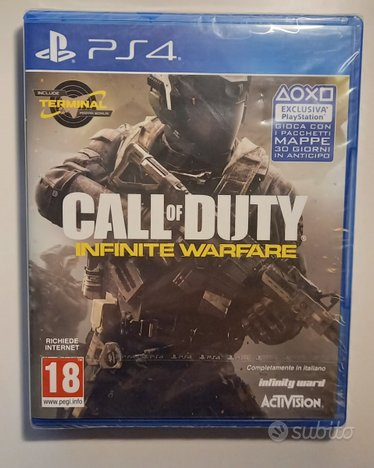 Call of Duty infinite warfare per PS4