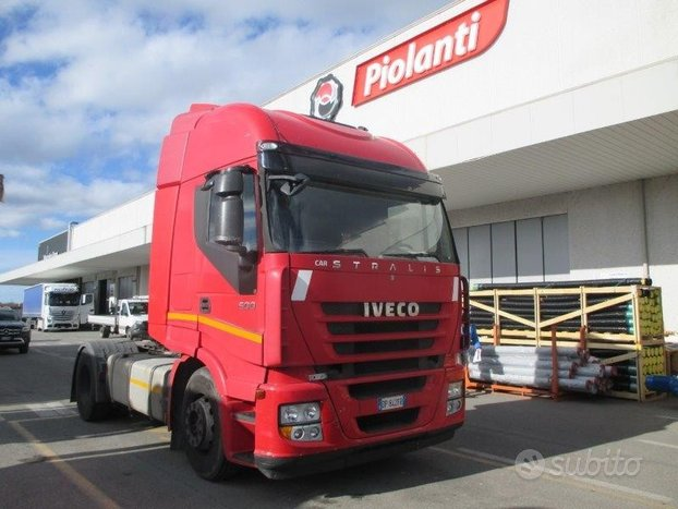 A921-Trattore stradale Iveco Stralis 500