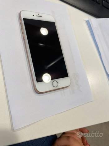 Iphone 8 rose gold da 64 gb