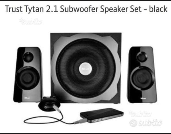 Subwoofer speaker ser