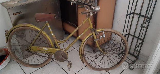 Bicicletta vintage anni 60