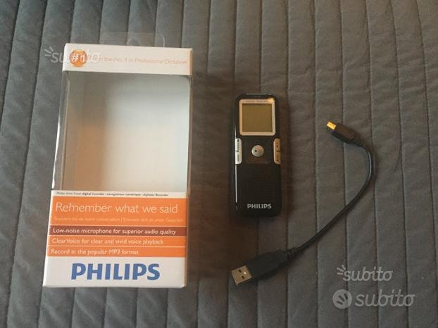 Voice tracer Philips