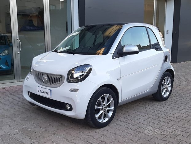 Smart Fortwo coupé 70 twinamic Passion PRIVATA