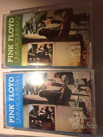 Pink Floyd Cassette originali sigillate