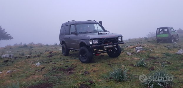 LAND ROVER Discovery 1ª serie - 1992