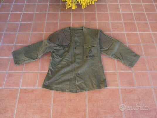 Vietnam usmc - sniper shooter's coat cotton sateen