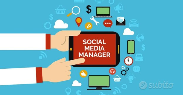 Social media manager - consulente online marketing