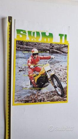 SWM catalogo moto Trial TL 125 -320 depliant