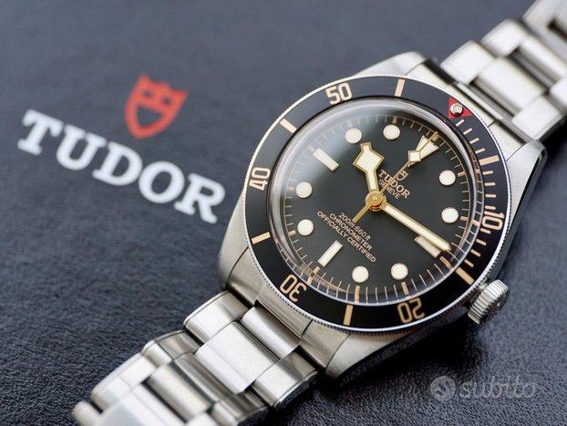 Orologio Tudor Black Bay 58 Nero e Blu