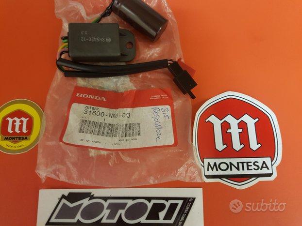 Raddrizzatore Montesa Cota 315