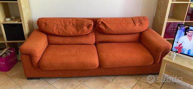Divano tre posti poltrone sofà