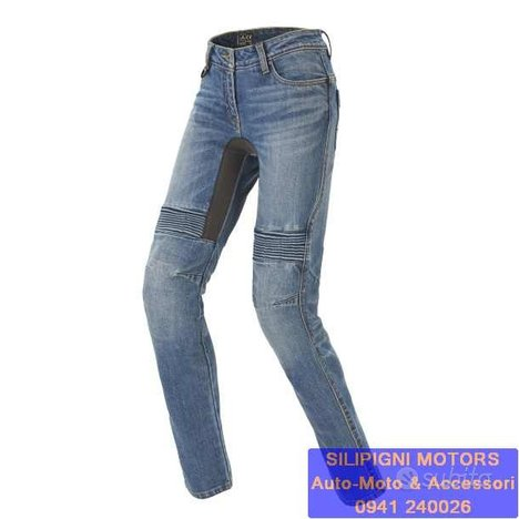 Pantalone SPIDI FURIOUS PRO LADY Denim Jeans Donna