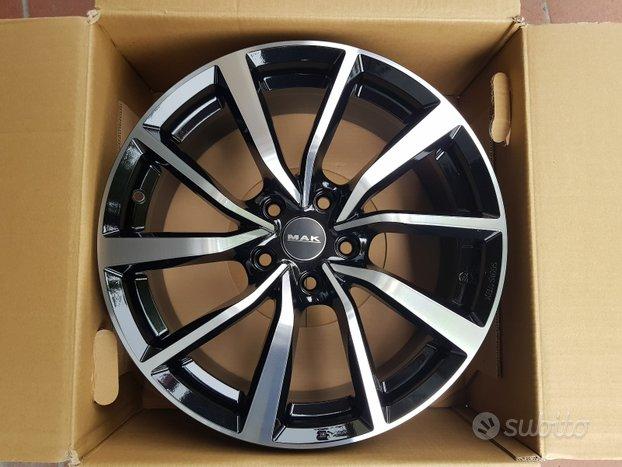 Cerchi Nuovi 18 Toyota Auris Rav 4 C - HR COROLLA