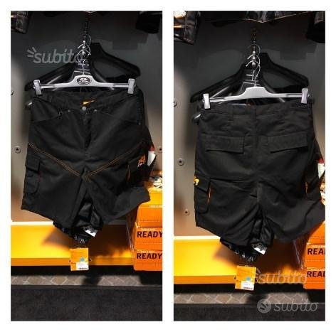 KTM Mechanic Pants Short