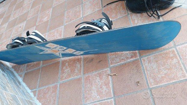 Attrezzatura snowboard ragazzo