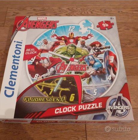 Orologio da parete super eroi Avengers