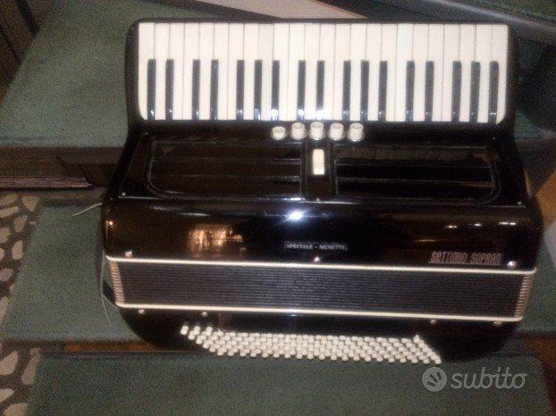 3 fisarmonica settimio soprani 120 bassi nera