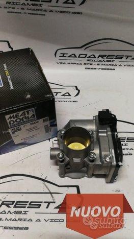 Corpo Farfalato Smart ForTwo 453 1.0 Bz 13207000