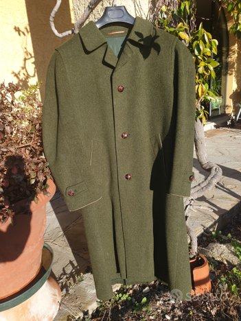 Cappotto Loden uomo originale