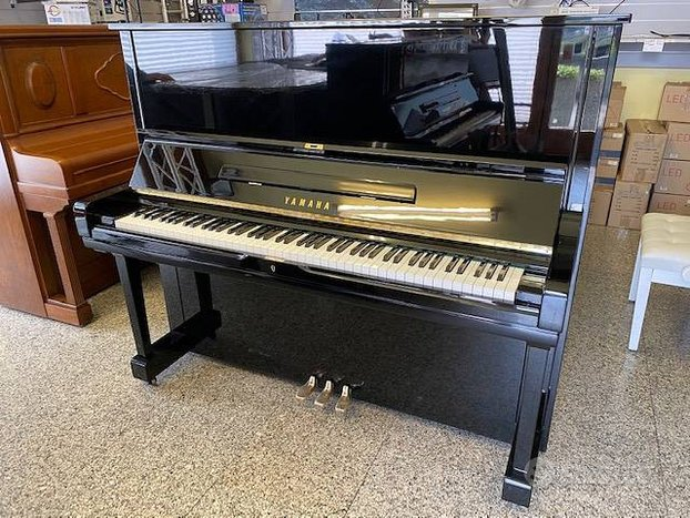 Yamaha U3 - Pianoforte Verticale Acustico Nero