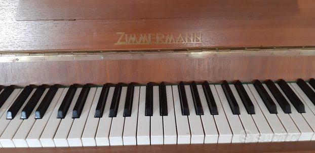 Pianoforte Verticale acustico ZIMMERMAN