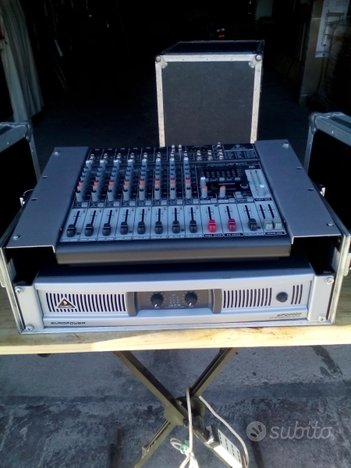 Mixer amplificato composito