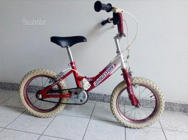 Bici bmx mtb 14 bimbo/a