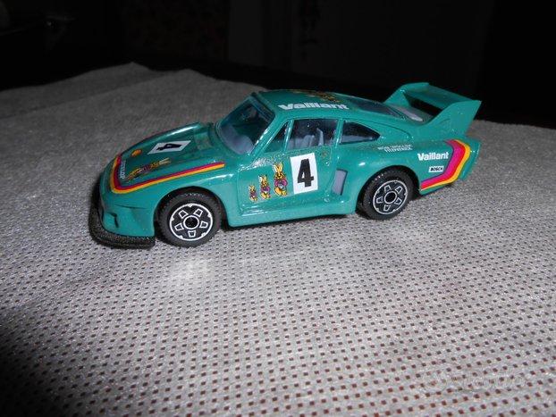 Bburago Porsche 935 TT Vaillant n° 4 1976