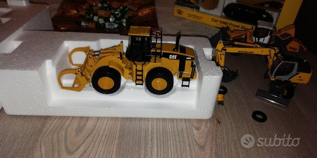 Cat 980g forestale