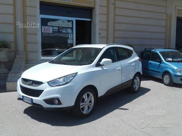 HYUNDAI SUV ix35 1.7 e 2.0 crdi - 2011