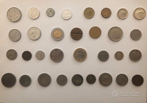 Stock monete storiche italiane ed estere