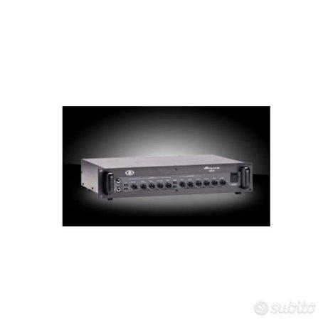 Amplificatore testata basso ampeg b5r 450w 4ohm