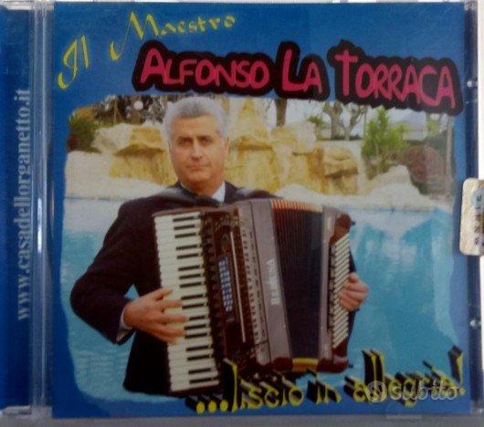 Fisarmonica La Torraca Ballabili cd