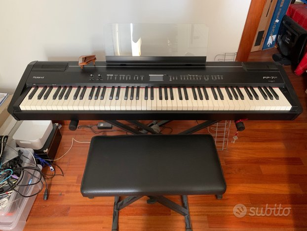 Pianoforte digitale Roland FP-7F