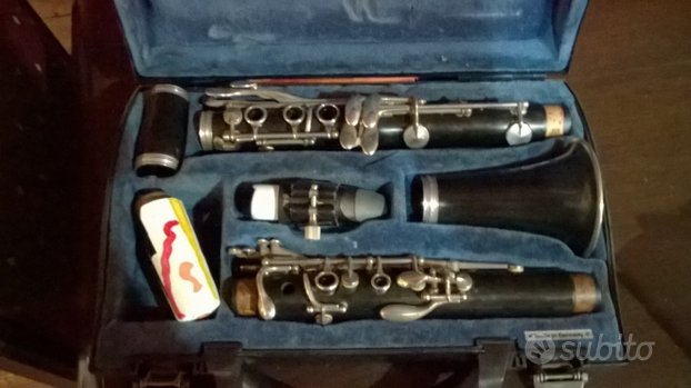 Clarinetto in ebanite buffet crampon