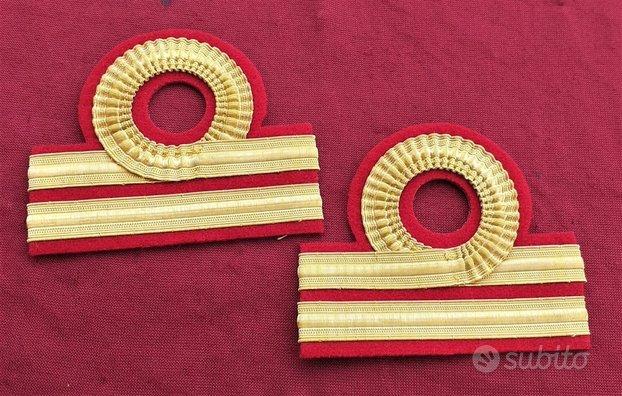 Gradi Sottotenente di Vascello Commissariato MM