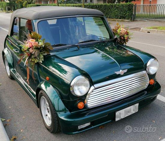 MINI COOPER Cabriolet per matrimoni, eventi