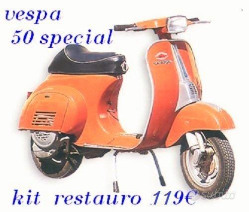 Pezzi di Ricambio Nuovi Piaggio Vespa 50 Special S