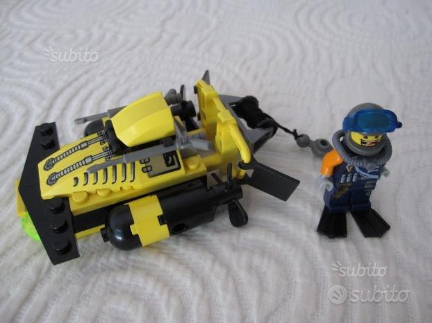 LEGO 4791 Alpha Team Sub-Surface Sommergibile