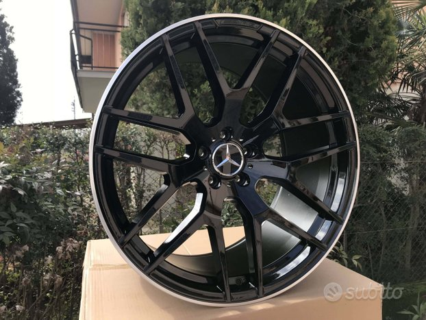 Cerchi mercedes 20 - 21 - 22 made in germany