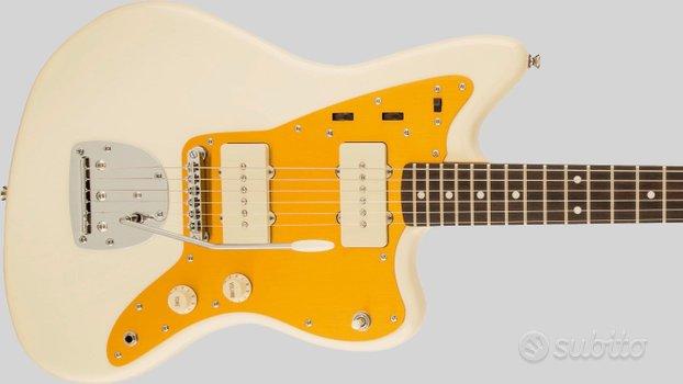 Squier by Fender J Mascis Jazzmaster Vintage White