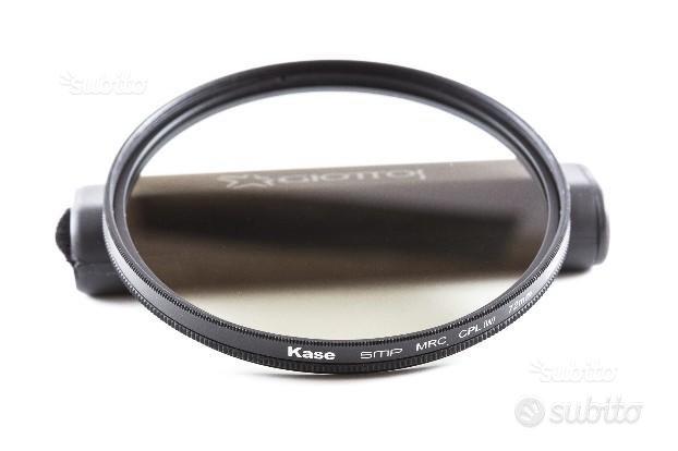 Polarizzatore Kase SMP MRC CPL 72mm
