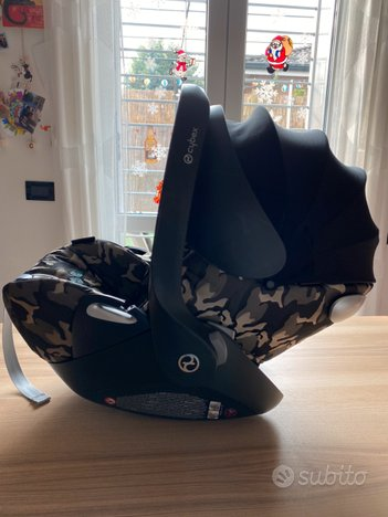 Ovetto Cybex Cloud Q Butterfly