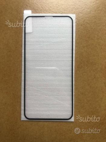 Pellicole iPhone X in vetro temperato