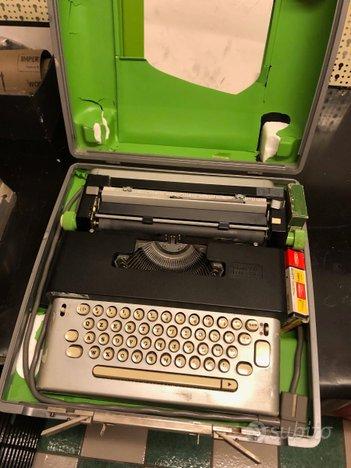 Olivetti Lettera 36 funzionante originale 1970